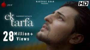 Ek Tarfa Lyrics In HIndi